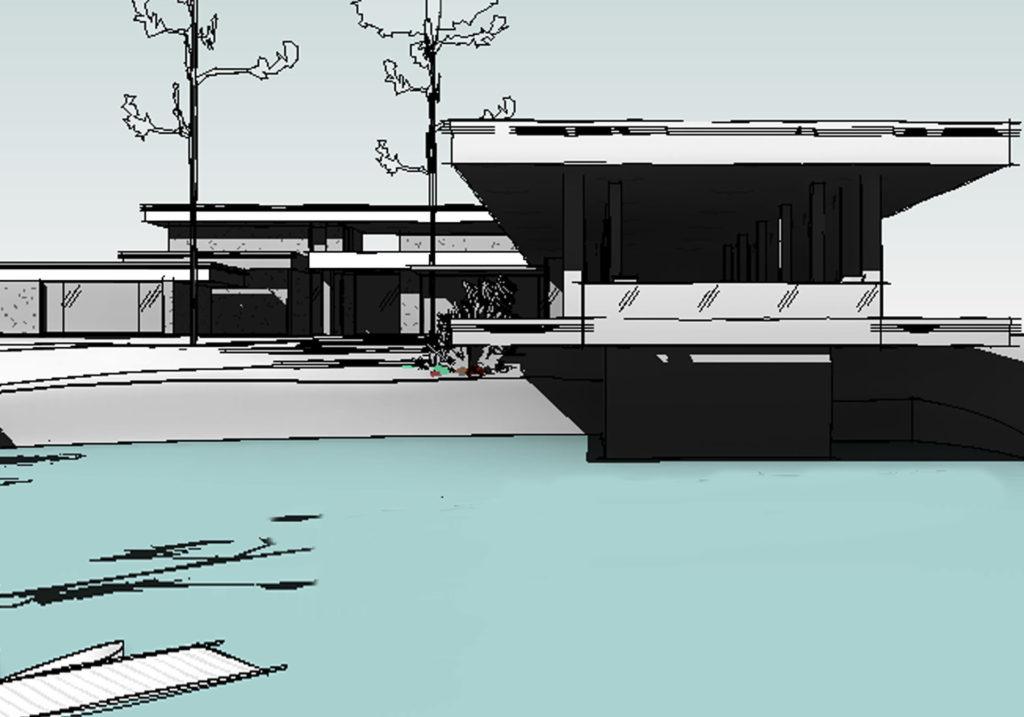 стадия эскизный проект жилого дома