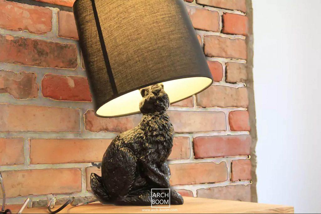 niezwykłe lampy