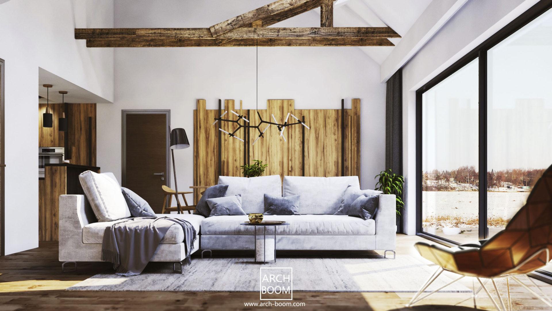 dywan przy kanapie