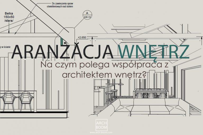 Na czym polega współpraca z architektem wnętrz?