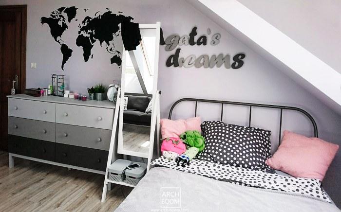 metamorfoza pokoju dla nastolatki