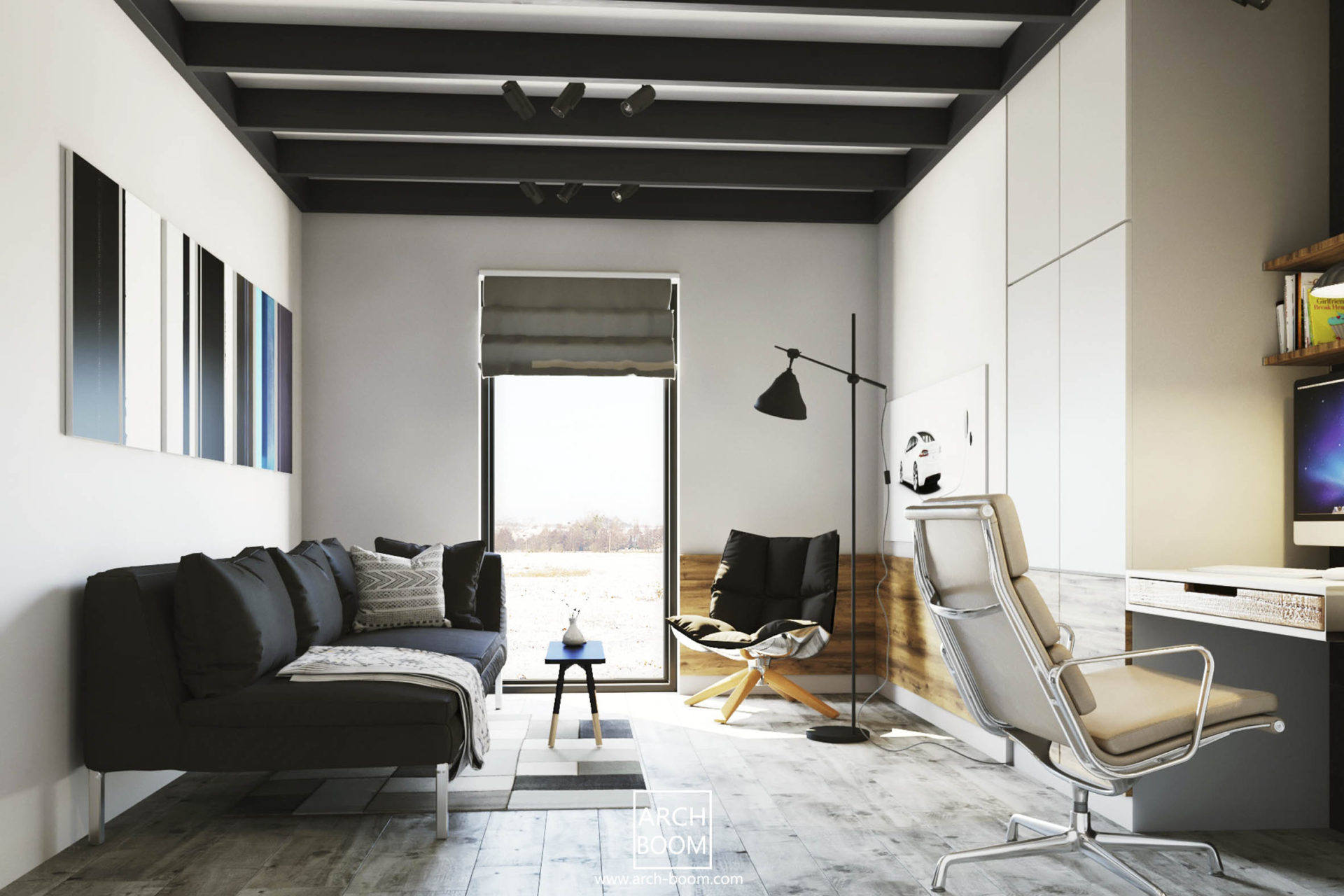 kanapa czy łóżko w pokoju dla gości