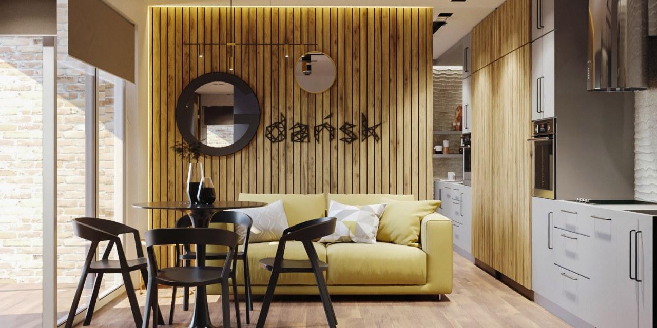 Klimatyczne mieszkanie na wynajem w centrum miasta Gdańsk