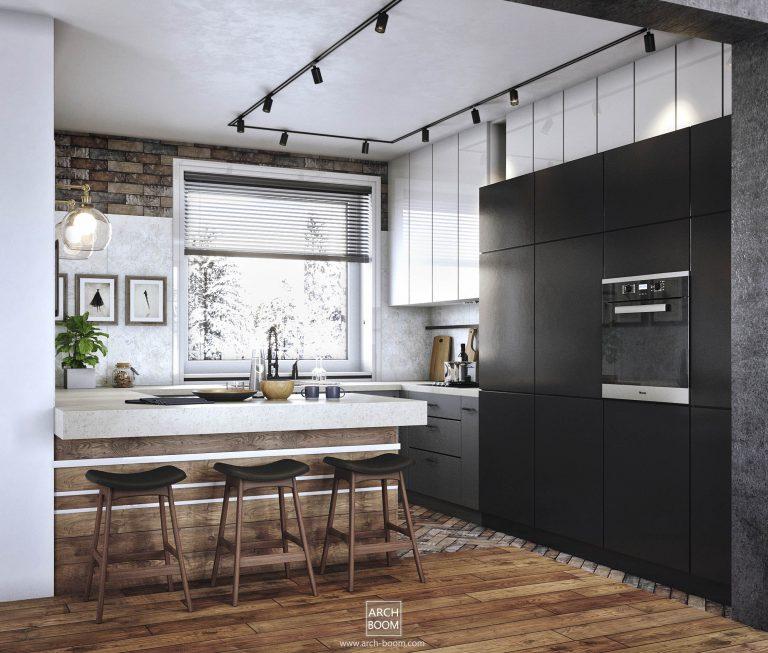 Metamorfoza kuchni dla pasjonatki architektury wnętrz