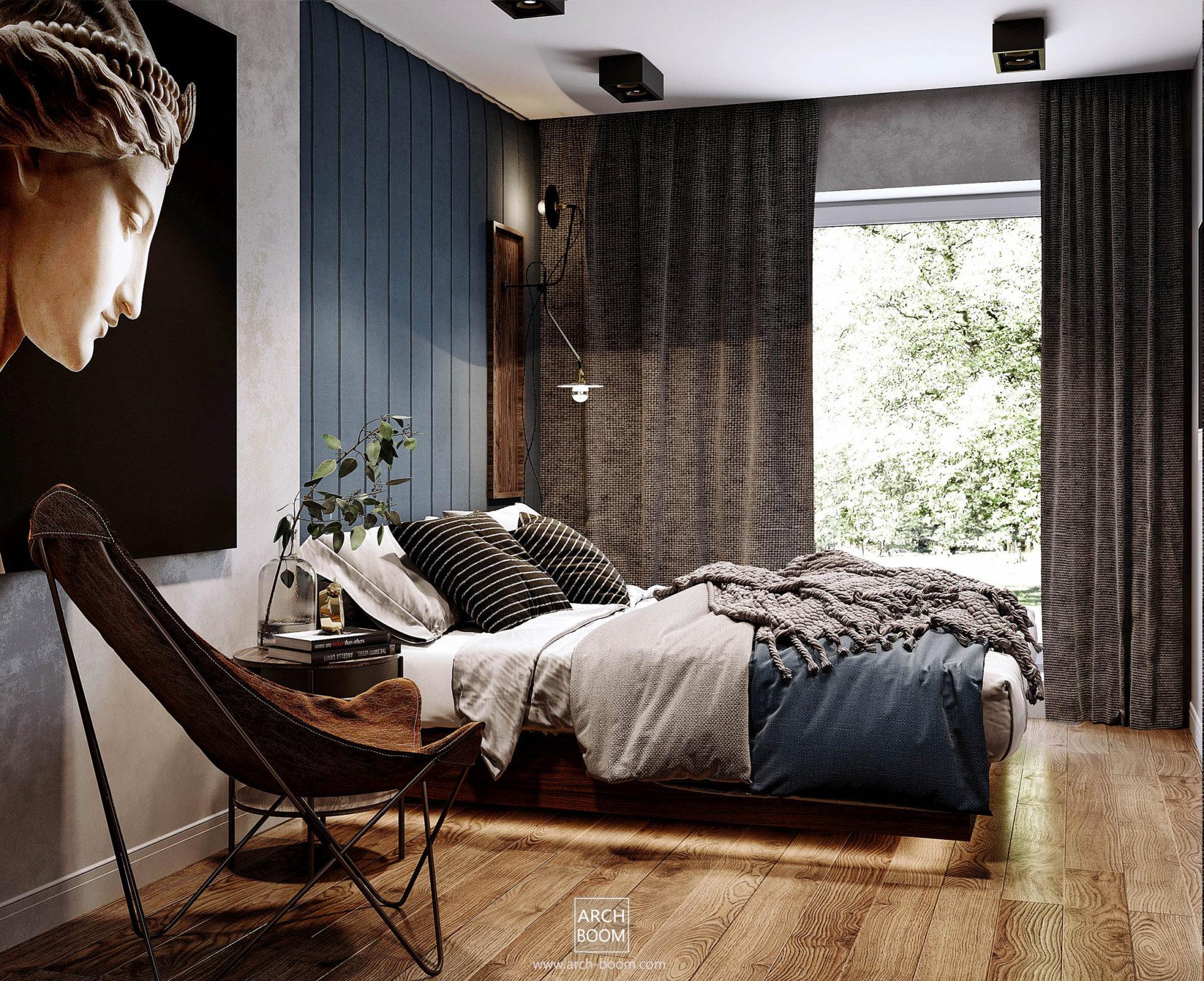 Sypialnia marzeń w nowoczesnym stylu