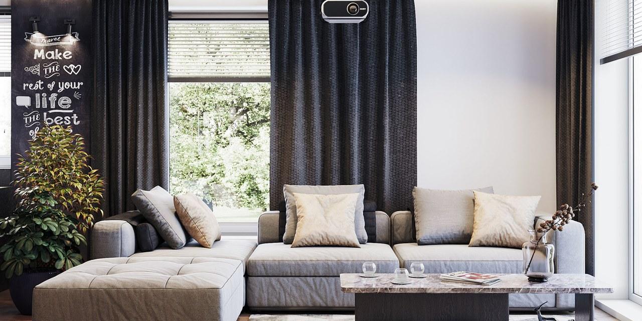 mieszkanie w sulu minimalizm jasne przestronne